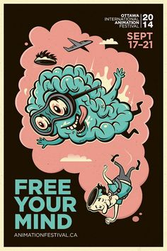 Free Your Mind – Ottawa Animation Festival