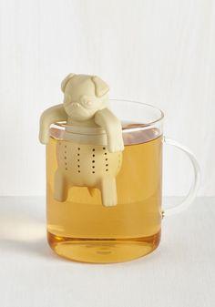 Pug tea diffuser