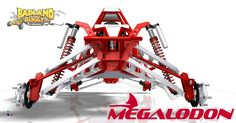 MEGALODON project build by badlandbuggy.com - Page 12