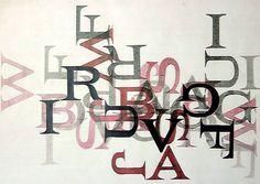 ken garland:graphic design:central school of arts & crafts