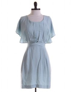 Wintermint Blue Dress by BCBGeneration - Size 10 - $26.95 on LikeTwice.com