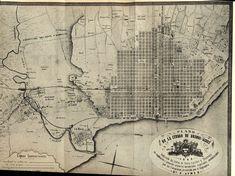 La evolución del mapa de Buenos Aires - Geografía Infinita