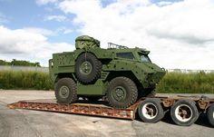 South African  RG-35 (MRAP)