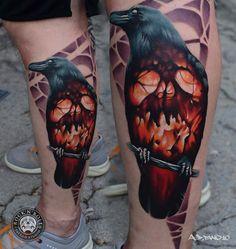 Tatuagem Na Perna 2
