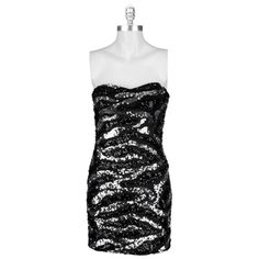Zebra print dress :)