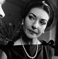 Scala Regia: Maria Callas