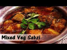 Mixed Veg Sabzi @ RecipesYouLike