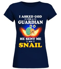 # God Sent Me My SNAIL .  HOW TO ORDER:1. Select the style and color you want: 2. Click Reserve it now3. Select size and quantity4. Enter shipping and billing information5. Done! Simple as that!TIPS: Buy 2 or more to save shipping cost!This is printable if you purchase only one piece. so dont worry, you will get yours.Guaranteed safe and secure checkout via:Paypal | VISA | MASTERCARD