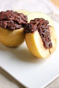 Paleo Baked Apples