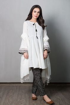 for this Tailer fit designer wear Stunning Dresses, Stylish Dresses, Simple Dresses, Casual Dresses, Fashion Dresses, Eid Outfits, Pakistani Outfits, Indian Outfits, Pakistani Fashion Casual