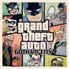 Batman stuff-to-try