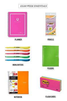 I fucking love school supplies. That's why I pinned this. @Kristin Plucker Theobald