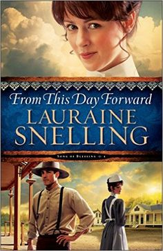 """Read """"From This Day Forward (Song of Blessing Book by Lauraine Snelling available from Rakuten Kobo. Revisit Old Friends in Blessing in This Heartwarming Series Conclusion Deborah MacCallister, head nurse at the Blessing . New Books, Good Books, Books To Read, Historical Romance, Historical Fiction, Lauraine Snelling, Christian Fiction Books, Romance Books, Book Lists"""