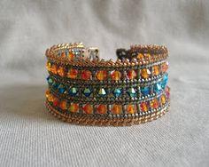 Keleti naplemente /Ande bracelet/