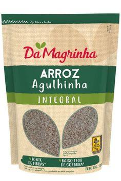 ARROZ AGULHINHA 100% INTEGRAL Cookies, Food, Lean Body, Brown Rice, Crack Crackers, Biscuits, Cookie Recipes, Meals, Cookie