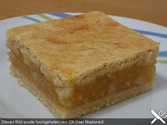 Gedeckter Apfelkuchen, ein sehr leckeres Rezept aus der Kategorie Kuchen. Bewertungen: 113. Durchschnitt: Ø 4,7.