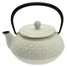 Iwachu Japanese Iron Tetsubin Teapot, Gold and White Seven Jewels Design Iwachu http://www.amazon.com/dp/B00CV1CQJY/ref=cm_sw_r_pi_dp_DDGStb1XWS88CNVY