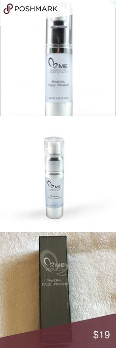 MINERAL FACE PRIMER - Brand New Prep your skin to make it last from day to night with ME Mineral Face Primer. This primer is perfect for all skintones and will leave a matte finish that is guaranteed to have your makeup looking fresh for hours while minimizing enlarged pores and wrinkles. Reasonable offers considered but no lowballing please. Bundle 2+ items for additional savings and to pay just one shipping charge. No Trades please Makeup