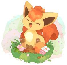 The reason I like pokemon: cuteness +100000