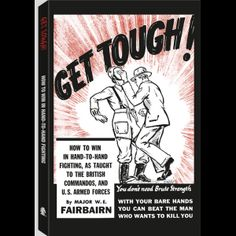 "Get Tough. The father of modern hand-to-hand combat, Captain W. E. Fairbairn, taught the famed British Commandos from this classic, long-out-of-print manual on unarmed combat. Known for his ""get tough"" attitude, Fairbairn designed these practical methods after years of training troops and watching ruffians, thugs, bandits and bullies. Now you can profit from his experience."