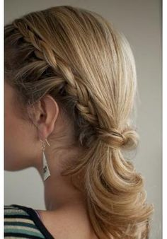 Rabo de cavalo: inspiração para o final de semana! #hair #cabelo #rabodecavalo…