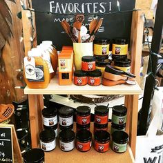 with Vendor spotting at the cutest little shop in Dogpatch! You can find this amazing product in our Napa Table gift set Fig Food, Antique Bar, Sonoma Wine Country, Charcuterie Platter, Fig Recipes, Canning, Amazing, Gift, Instagram Posts