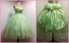 I want this pretty party dress!