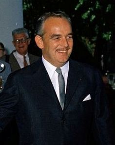 On May 9, 1949, Rainier III became the Sovereign Prince of Monaco on the death of his grandfather Prince Louis II.