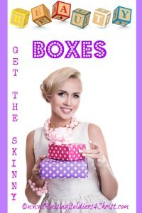 Get the Skinny on Beauty Boxes!!!! - Raising Soldiers 4 Christ