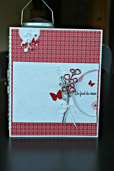 4enScrap et Simply Graphic Punch Art, Occasion, Flower Cards, Wildflowers, Graphic, Layouts, Scrapbooking, Gift Wrapping, Leaves