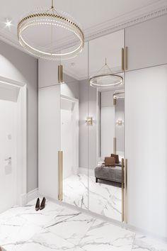 Home Room Design, Bathroom Interior Design, Home Interior, Interior Decorating, Closet Designs, Hallway Designs, Home Entrance Decor, Home Decor, Laundry Room Wall Decor