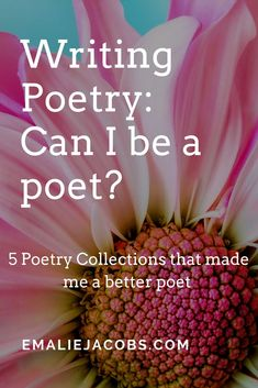 Understanding Poetry can be intimidating. If you don't consider yourself a poet already it may be frightening for you to become one. Here is a peek inside this poet's mind with a few secrets, suggestions, and of course Poetry recommendations! Writing Prompts Poetry, Book Writing Tips, Fiction Writing, Poetry Books, Writing Help, Letter Writing, Writing Ideas, Writing Rubrics, Writer Tips