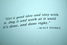 6. More wisdom from Walt. #momselect #NewFantasyland
