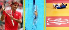 The biggest news from Day 1 of the 2012 London Olympics Games was Michael Phelps coming in 4th place in the 400m and Ryan Lochte winning the first gold medal for the United States. Here's all the highlight images from the first day of the Olympics below. Continuing their ratings charge, NBC got the