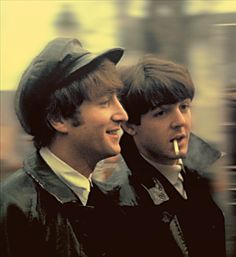 The Beatles: John Lennon and Paul McCartney