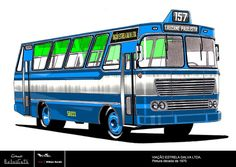 Will.Bus: Caio Bela Vista / Mercedes-Benz LPO 344 - (SP)  Vi...
