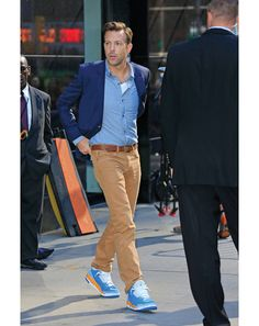 please change your shoes // #jasonsudeikis #style