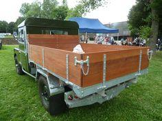 1957 Land Rover series 1 - rare tipper