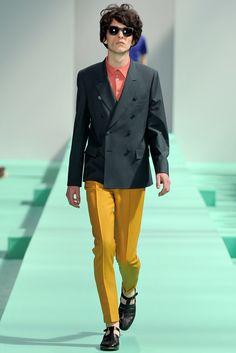 Paul Smith Spring 2013 Menswear Collection Photos - Vogue