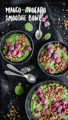 Recipes for a Healthy Detox and Beauty Avocado Smoothie, Best Green Smoothie, Healthy Green Smoothies, Green Smoothie Recipes, Healthy Detox, Smoothie Bowl, Metabolism Miracle, Mango, Beauty Tips For Women