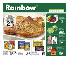 Rainbow Weekly Ad October 11 - 17, 2015 - http://www.olcatalog.com/rainbow/rainbow-weekly-ad.html