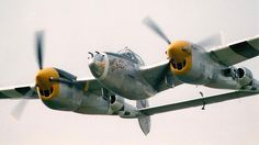 "P-38 Lightning "" HAPPY JACK'S GO BUGGY """