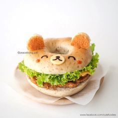 Cute Food, Good Food, Yummy Food, Bento Recipes, Baby Food Recipes, Food N, Food And Drink, Bento Food, Japanese Food Art