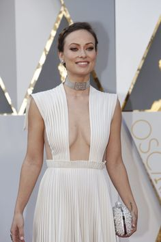 Olivia Wilde - Oscars Red Carpet Arrivals #Oscars2016