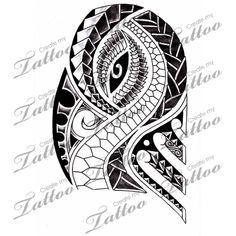 Marketplace Tattoo Bird of prey #737   CreateMyTattoo.com
