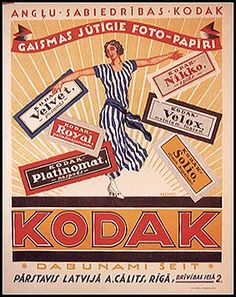 146 Best Kodak collateral, no date  images in 2012 | Vintage