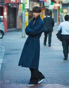 Ahn Jae Hyun traveled to Tokyo for an interview and photo shoot with Grazia, check it out! It's easy to see why this young man was a model first, these shots are gorgeous. Ahn Jae Hyun, Asian Actors, Korean Actors, Cinderella And Four Knights, Most Handsome Actors, Grazia Magazine, Korean Men, Korean Wave, My Love From The Star