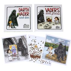 Buy Darth Vader and Son - Vaders Little Princess Deluxe Box Set by Jeffrey Brown online from The Works. Visit now to browse our huge range of products at great prices.