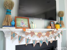 The Pumpkins Have Arrived: Fall Home Tour