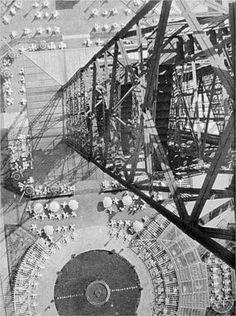 Radio Tower Berlin - Laszlo Moholy-Nagy